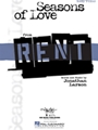 "Seasons Of Love  From ""rent"""