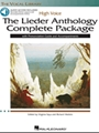 Lieder Anthology Complete