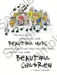 Poster--Beautiful Music Beautiful Childr