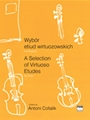 Selection of Virtuoso Etudes for Violin
