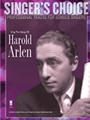 Sing the Songs of Harold Arlen