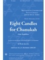 8 Candles For Chanukah
