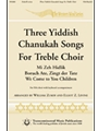 3 Yiddish Chanukkah Songs
