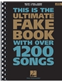 Ultimate Fake Book  5th Ed