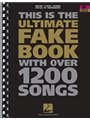 Ultimate Fake Book  4th Ed