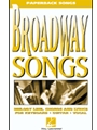 Broadway Songs  2nd Edition