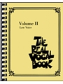 Real Vocal Book Vol 2 Low Voice