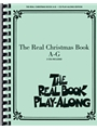 Real Christmas Book Play-along Vol A-G