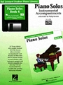 Piano Solos  Book 4 MIDI Instr Accomp