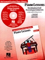 Piano Lessons  Book 5 CD Instr Accomp