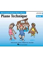 Piano Technique  Book 1 with CD