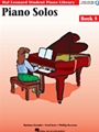 Piano Solos  Book 5 with CD