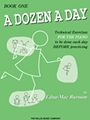 Dozen A Day  Book 1