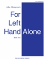For Left Hand Alone Book 2