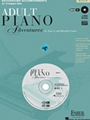 Piano Adventures Lesson  Adult All In 1CD