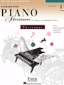 Piano Adventures Christmas Accel Bk 1