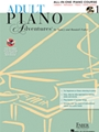 Piano Adventures Lesson  Adult All In 1 with CD
