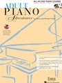 Piano Adventures Lesson  Adult All In 2 with CD