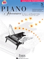 Piano Adventures Gold Star Performance 2A