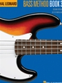 Hal Leonard Bass Method  Book 3