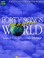 40 Songs For A Better World