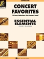 Essential Elements Concert Favorites V.1