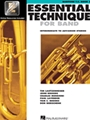 Essential Technique Bk 3 For Band