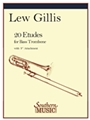20 Etudes For Bass Trombone