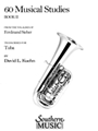 60 Musical Studies  Bk 2