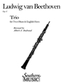Trio (for 2 Oboes & English Horn)