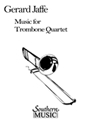 Music For Trombone Quartet