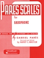 Pares Scales For Saxophone