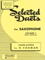 Selected Duets For Saxophone Vol 1