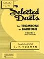 Selected Duets For Trombone Vol 1