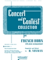 Concert & Contest Coll--F Horn