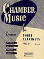 Chamber Music For 3 Clar  Vol 2