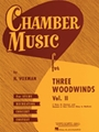 Chamber Music For 3 WW  Vol 2