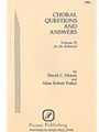 Choral Questions & Answers  Vol 3