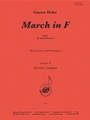 March in F