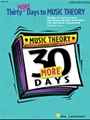 30 More Days To Music Theory