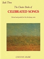 Chester Book Of Celebrated Songs  Bk 3