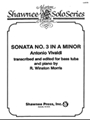 Sonata #3 In A Minor