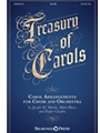 Treasury Of Carols (Carol Arrangements For Choir And Orchestra)