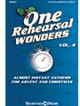 One Rehearsal Wonders Vol 4 - Advent & Christmas