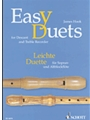 Easy Duets For Decant & Treble Recorder