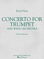Concerto For Trumpet & Wind Orchestra