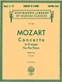 Concerto #5 K175 D Major With Cadenzas