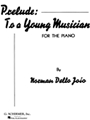Prelude To A Young Musician