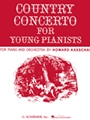 Country Concerto For Young Pianists