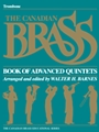 Canadian Brass Book Of Advanced Quintets